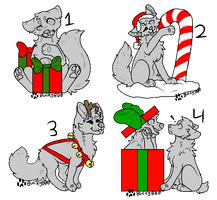Holiday NYP YCH {OPEN} by BuckyB00