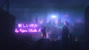 Hidden World - Like a Futuristic City