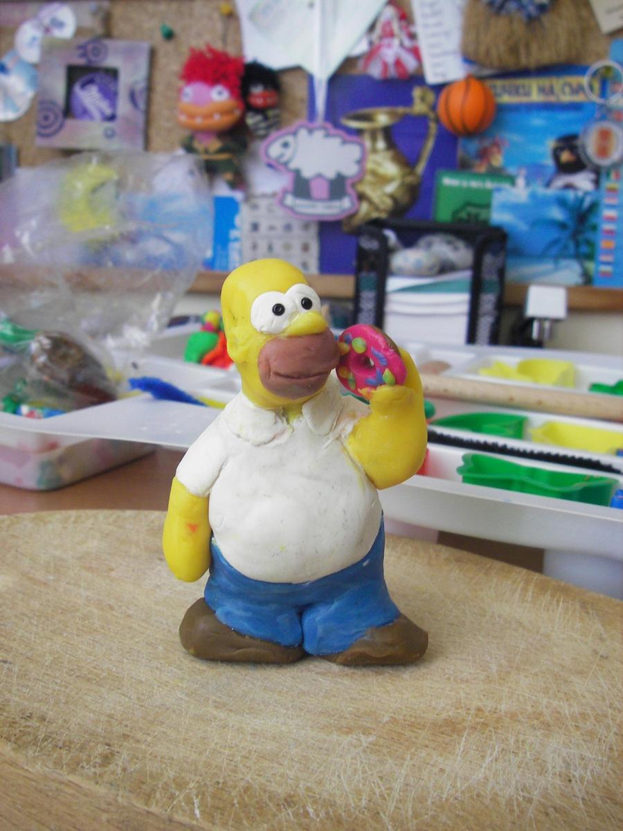 Homer by maluka3