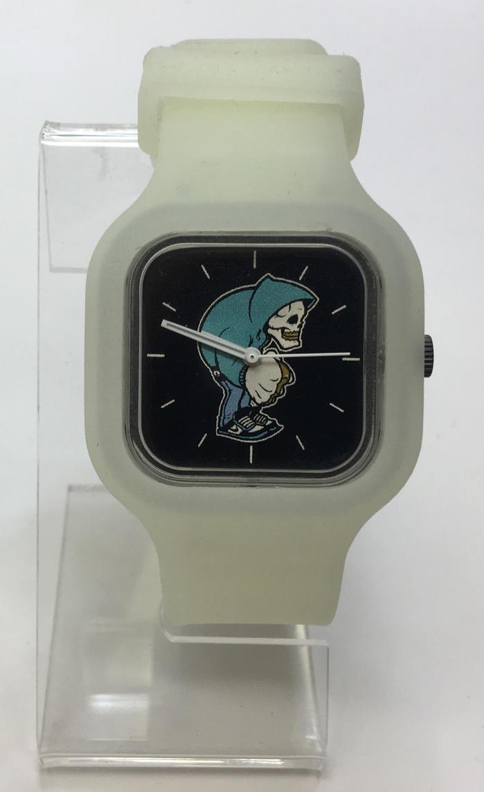TheHigherAuthority x Modify Watches  by Thehuntedartist