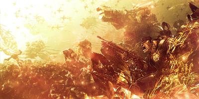 Gears of War by Wallbanger6