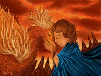 The Phoenix by BoogieSnail