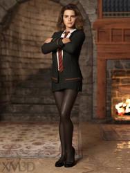 Hermione by xm3d