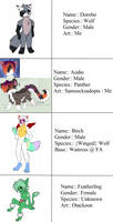 DNA COMBINER 2 - Anthro Addition {Breedings Open!}