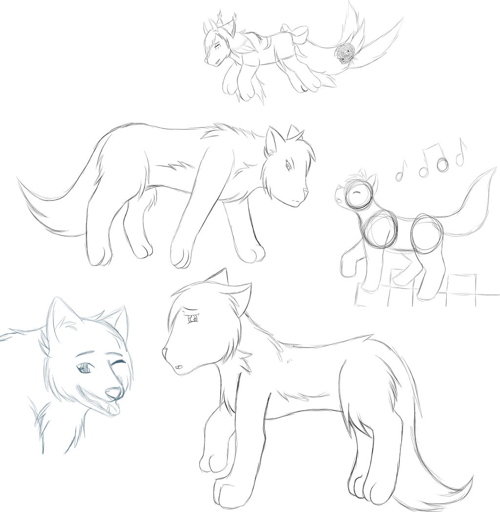 Sketches Dump