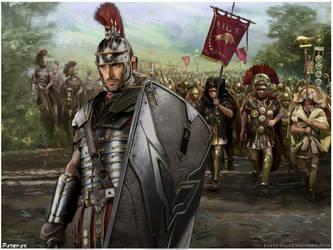 Centurion by Patri-ck