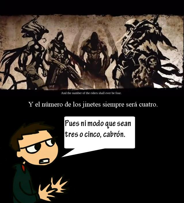 Darksiders 2  Ending Negas Meme by MexicaniaiKataraINC