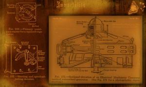 Wallpaper- Steampunk by Seftimiu