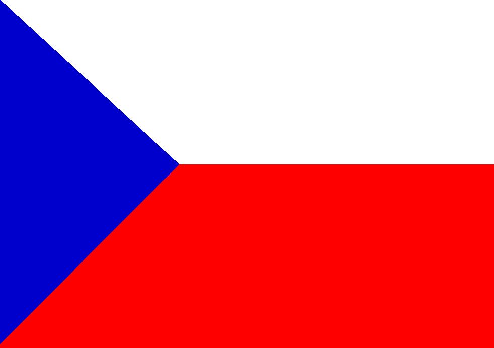 Flag of the Czech Republic by Petra-K-Z on DeviantArt