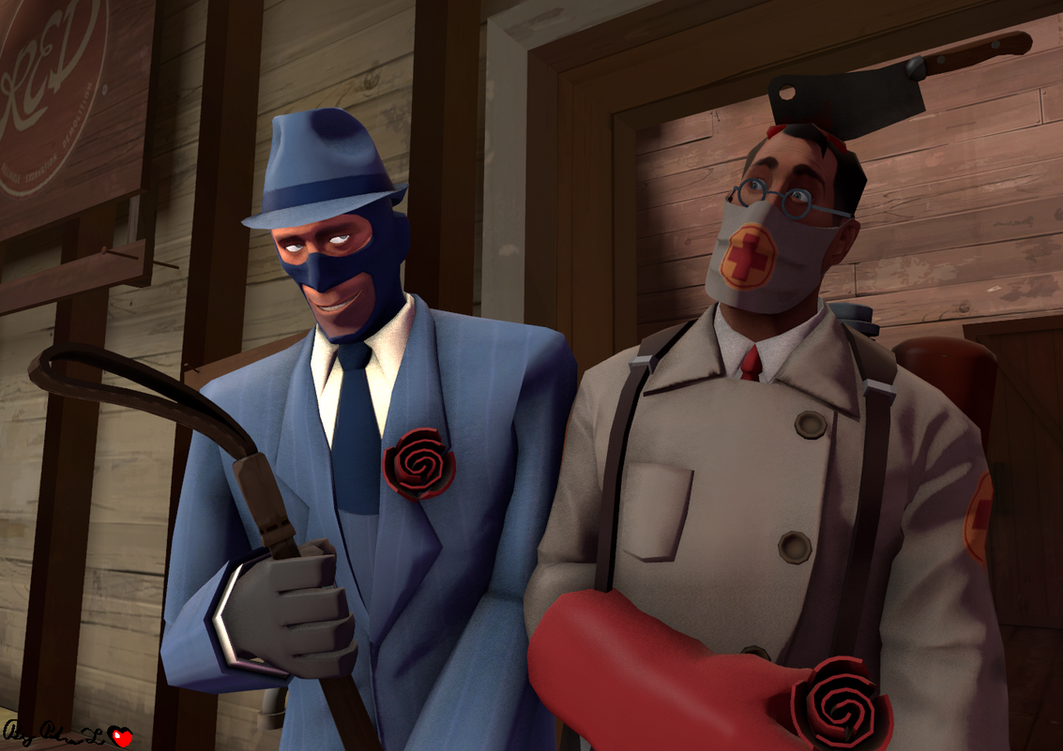 meet the spy red team names