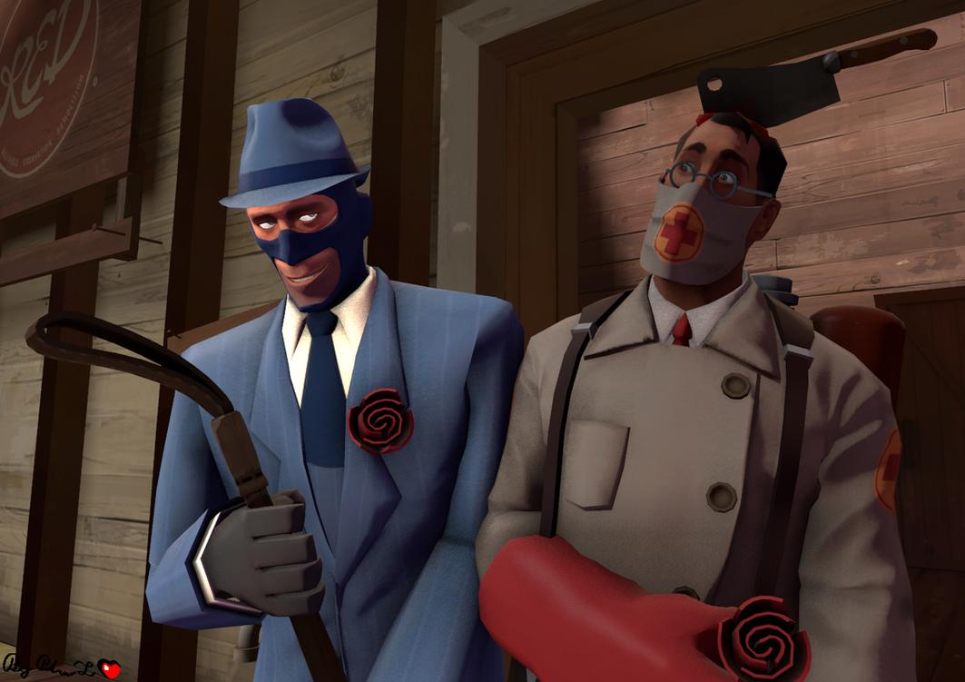 meet the spy tf2 wiki unusual