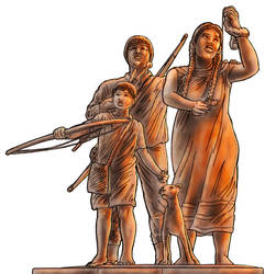 Familia Chiquitana APCOB by Salamantra