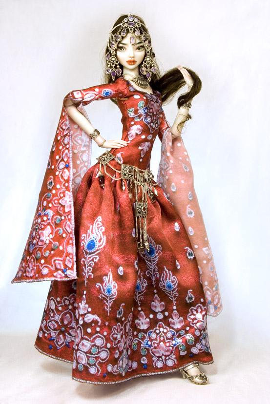 Dunyazade by Marina-B