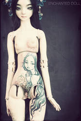 Aphrodite by Marina-B
