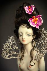 Silver Collar by Marina-B