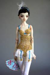 Lolita Dressed