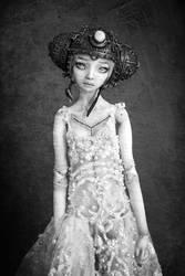 The Bride by Marina-B