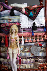 Princess and the Pea by Marina-B