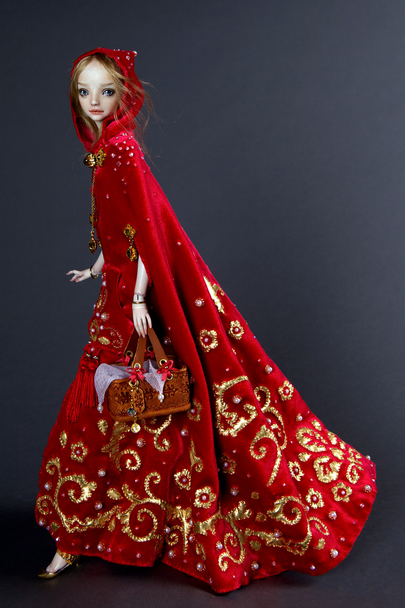 Enchanted Red Riding Hood