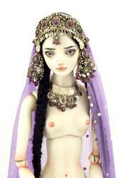 Doll in Progress by Marina-B