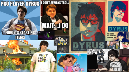 I love Dyrus