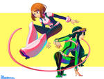 Froppy and Uravity
