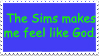Sims Stamp by TheOriginalFangirl