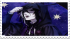 Gregory Violet Stamp by TheOriginalFangirl