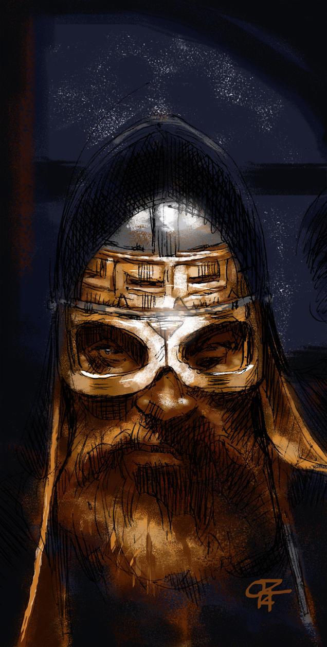 Viking saga by ozenne