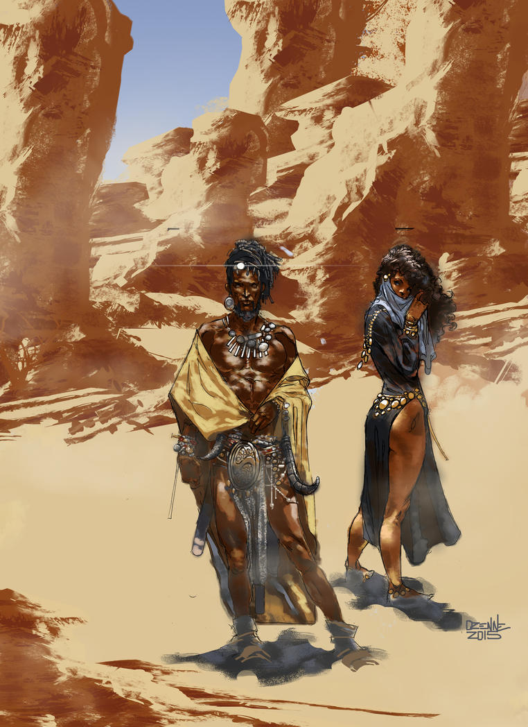 Abyssinians by ozenne