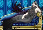 Adele Evening Dress by aoi-milk