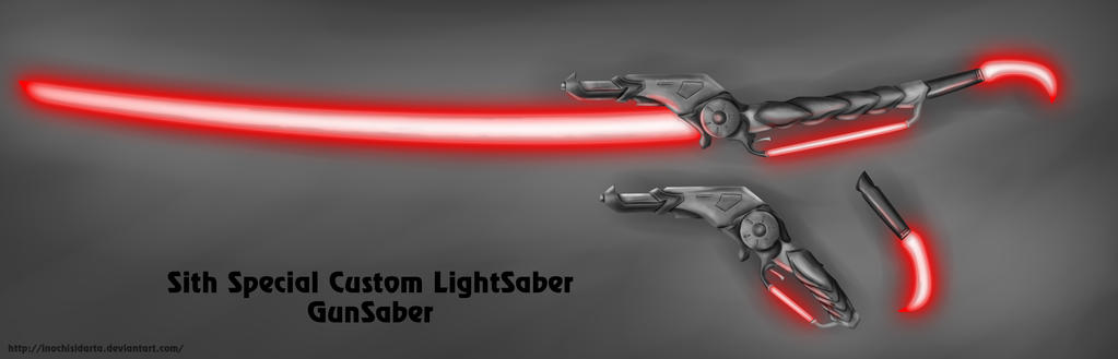 Custom Lightsabers Swtor