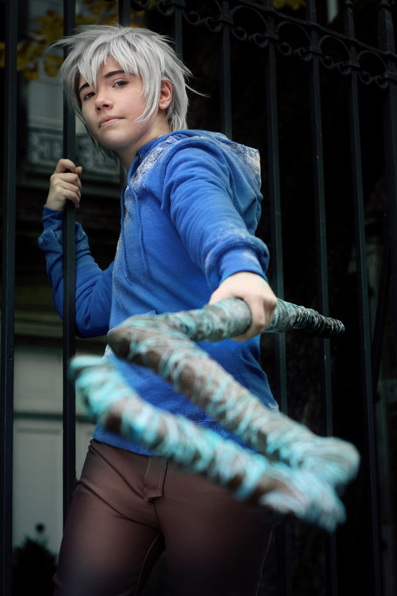 Jack Frost - rise of the guardians by AtunaCosplay