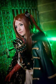 Drakengard 3 Cosplay - Lady Four