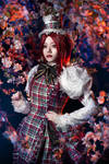 Esther - Trinity Blood Cosplay