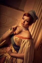 Anastasia Cosplay by AtunaCosplay