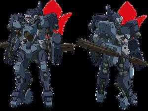 STH-16tc Shiden Custom