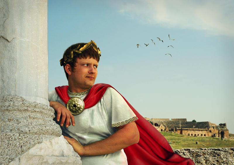 Gaius Iulius Caesar by Dazy-Girl