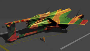 Recon SSTO by scifieart10000