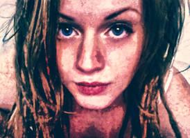 A Pretty Face by JamesPodesta91