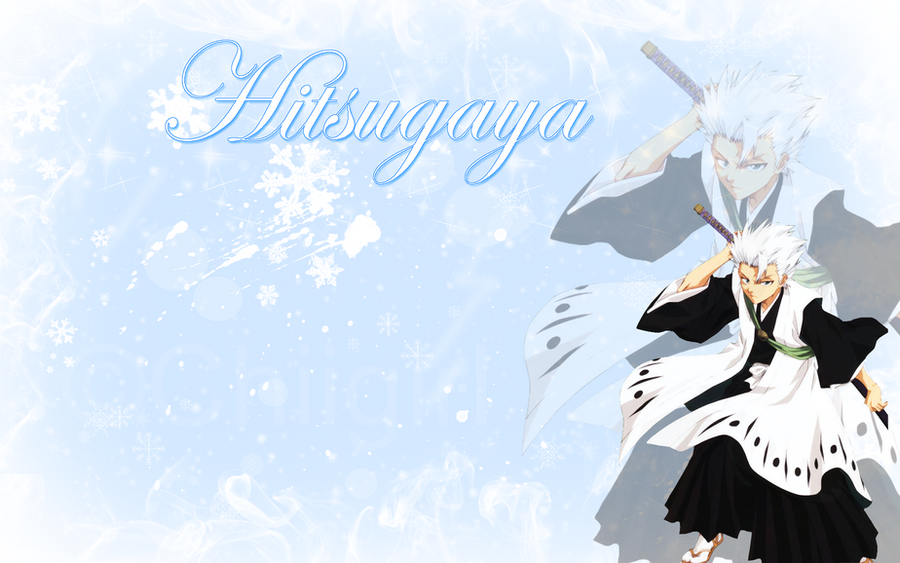 hitsugaya wallpaper. Bleach Hitsugaya Wallpaper by