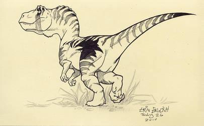 Dinobutt