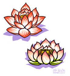Lotus Study by breakbot