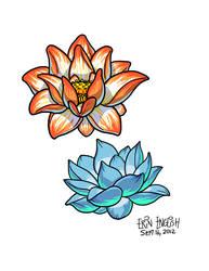 Moar Lotus by breakbot