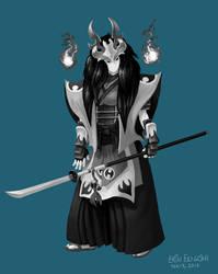 Samuraivalues by breakbot