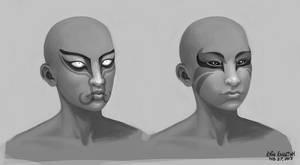Face concepts!
