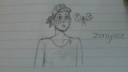 Zenyace by 12greenboy123