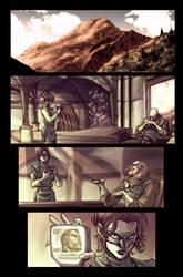Secret Warriors v.2 p.8