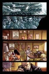 Secret Warriors v.0 p.1
