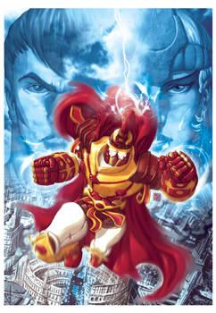 Romabot Centurion Cover n.1
